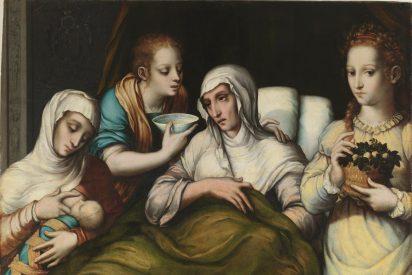 La canonización definitiva de Luis de Morales