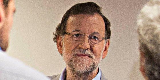 """Mariano Rajoy pasa del lío interno y se pone el traje de candidato: """"Hemos cumplido"""""""