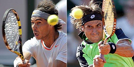 David Ferrer supera a Rafa Nadal en el ranking de la ATP