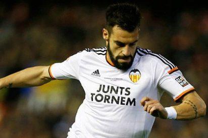 Negredo podría tener los días contados en Valencia
