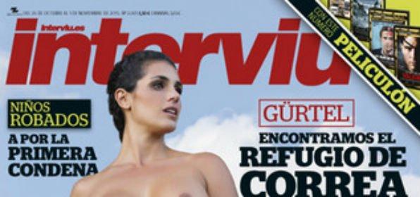 Noemí Merino (GH12+1) se vuelve a desnudar en Interviú y nos muestra su nueva y espectacular figura