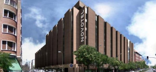 Novotel invierte 30 millones en el hotel Madrid Center para arrebatar al Eurobuilding y al Marriot el turismo de congresos y eventos
