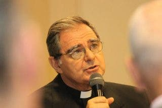 """Monseñor Ojea: """"La democracia es un tesoro"""""""