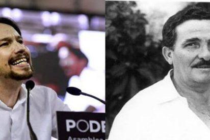 """Las mentiras de Pablo Iglesias sobre su abuelo: participó en una """"rebelión militar"""" y por ello fue condenado"""