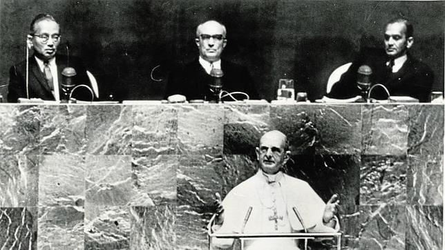 """Monseñor Gallagher: """"Pablo VI, paladín del diálogo entre los pueblos"""""""