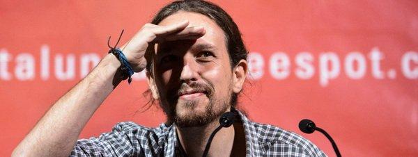 ¿Cambiará Pablo Iglesias los colores de la selección española?