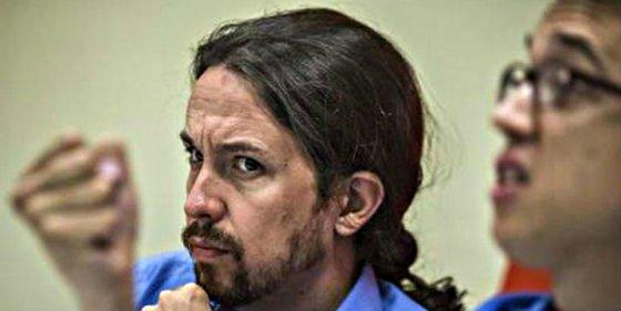 """Pablo Iglesias, que iba a 'conquistar el cielo', dice ahora que quiere estar sólo """"un tiempito"""""""