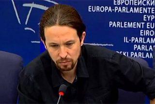 Pablo Iglesias, enviado especial de 'La Tuerka' en Bruselas