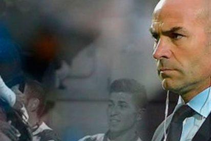 Paco Jémez pierde los papeles con un aficionado del Barcelona que se burló de su juego ofensivo