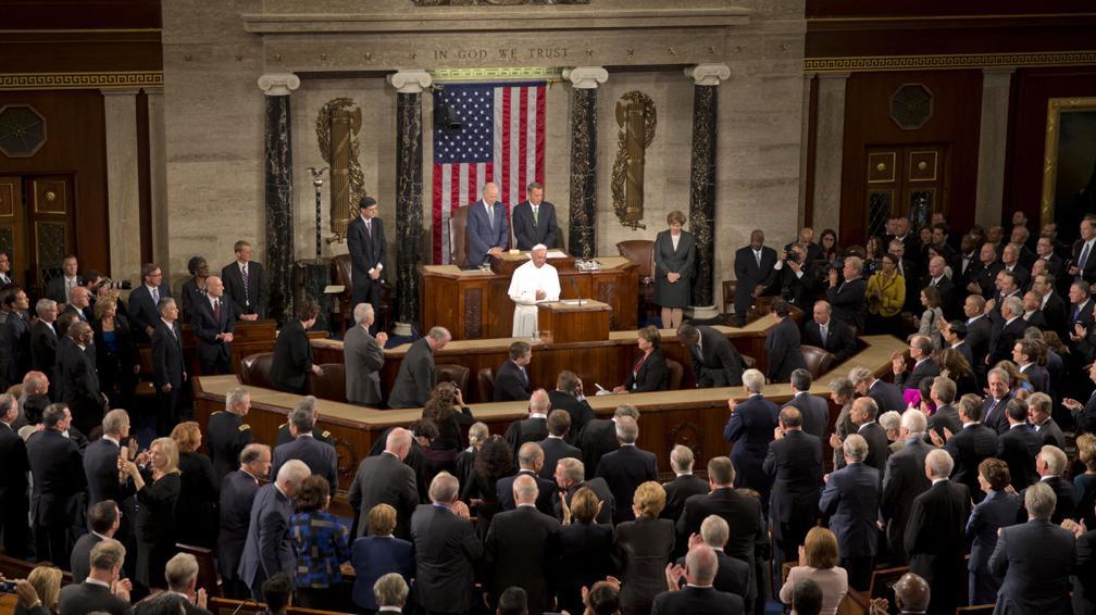 """Massimo Faggioli: """"El Papa dejó claro ante el Congreso que la democracia estadounidense y el catolicismo son compatibles"""""""