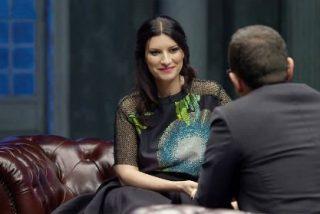 Cuernos, muerte y desnudos: Laura Pausini se derrumba ante Risto Mejide en Antena3 tras dejar Telecinco