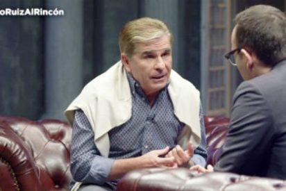 Pedro Ruiz se muestra trágico y se atreve a criticar a A3 en su charla con Risto Mejide