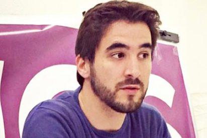 El podemita Pedro Palacio le hace un morado a su partido tras dimitir por ocultar sus abusos sexuales
