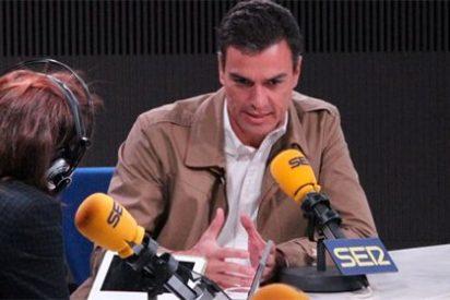 Pedro Sánchez se pone a cacarear que Ciudadanos son de derechas, pero no le diría que no a sus votos para ser presidente