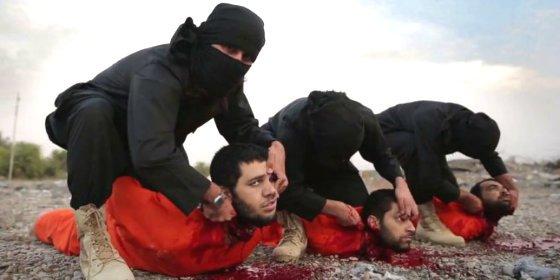 El mensaje del Daesh a Obama decapitando soldados peshmerga