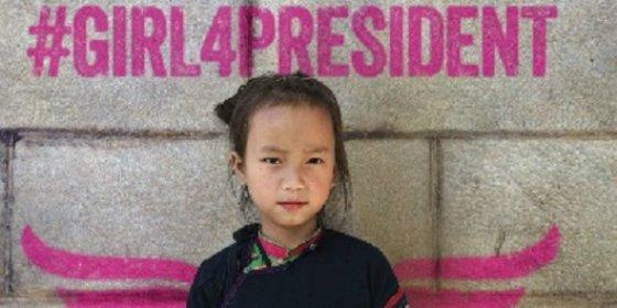 Mérida se viste de rosa para defender junto a Plan International los derechos de las niñas