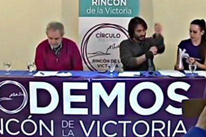 """Los de Podemos promueven ahora con el PSOE las """"comuniones civiles"""" en un pueblo de Málaga"""