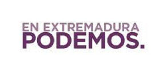 Podemos Extremadura publica las declaraciones de bienes y agendas de todos sus cargos públicos
