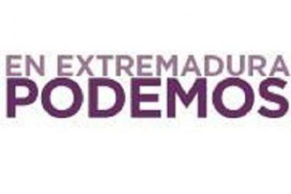 Podemos Extremadura lamenta que el plan de empleo sea poco ambicioso y tenga tintes electoralistas