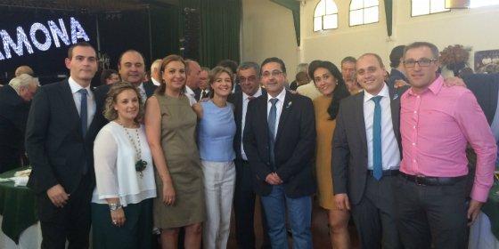 PP en el Ayuntamiento de Zafra muestra su satisfacción por el continuo apoyo que el Gobierno Central muestra a la Feria Ganadera