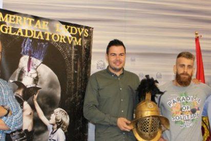 Los gladiadores vuelven al Anfiteatro de Mérida el próximo sábado