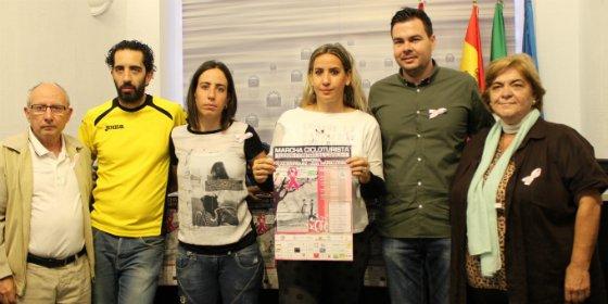 El Memorial ciclista Pilar Rodríguez y José María Lozano recorrerá Cornalvo el próximo domingo