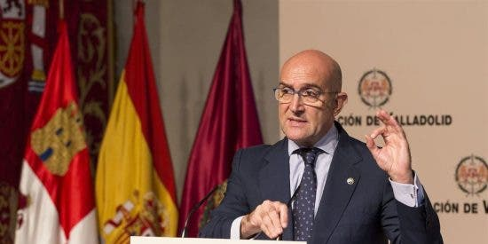 El presidente de la Diputación de Valladolid hace balance de los primeros 100 días de legislatura