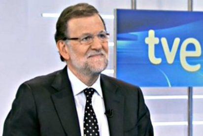 """Mariano Rajoy: """"Yo he sido mi principal rival, pero hablemos de cosas positivas"""""""