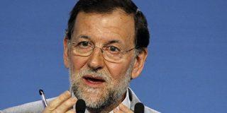 """Mariano Rajoy a Albert Rivera: """"Mi cabeza está bien situada y no pienso dejar que la cambien de sitio"""""""