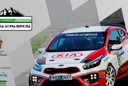 Caballero, líder del extremeño, tercero en el III Rallye Ciudad de Pozoblanco