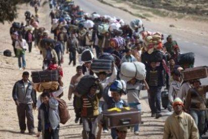La Plataforma Refugiados Extremadura se concentra en Mérida
