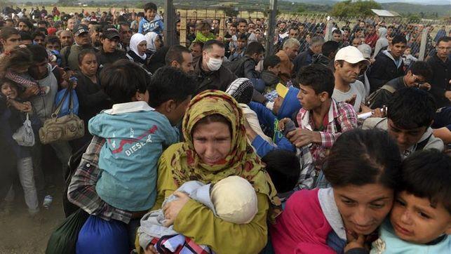 """La ONU advierte que el rechazo a refugiados musulmanes """"es la mejor propaganda"""" para los extremistas"""