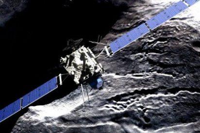 """El hallazgo """"más sorprendente"""" de la sonda Rosetta que deja boquiabierto"""