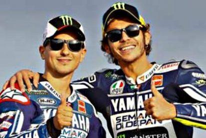 El español Lorenzo gana el duelo al italiano Rossi y se lleva la pole en Motegi