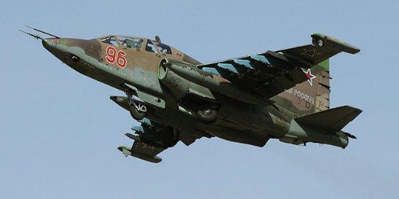 Así es el 'tanque volador' ruso que aterra a los asesinos islámicos del Daesh