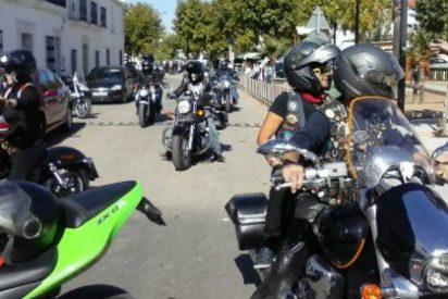 """La localidad pacense de Ribera del Fresno acoge la 7ª Concentración Motera """"Los Compadres"""""""
