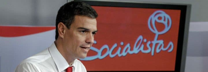 """Pedro Sánchez se compromete a sacar la Religión """"fuera del horario escolar"""" si gana las elecciones"""