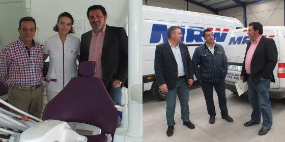 ADEVAG subvenciona dos nuevos proyectos en Valdivia y Don Benito