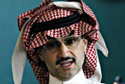 Alwaleed Bin Talal: El príncipe saudí ya supera el 5% de Twitter y se convierte en su segundo accionista
