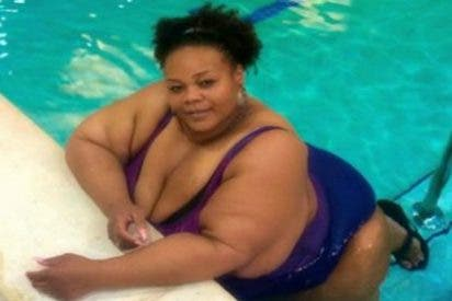 Así se le ha quedado el cuerpo a la señora que ha perdido 230 kilos