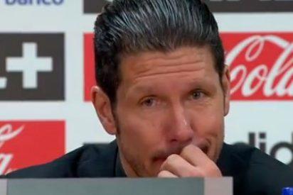 """Cholo Simeone: """"Nos quedamos con las ganas y la sensación de poder haber ganado"""""""
