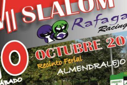 Previa VII Slalom Rafagas Racing