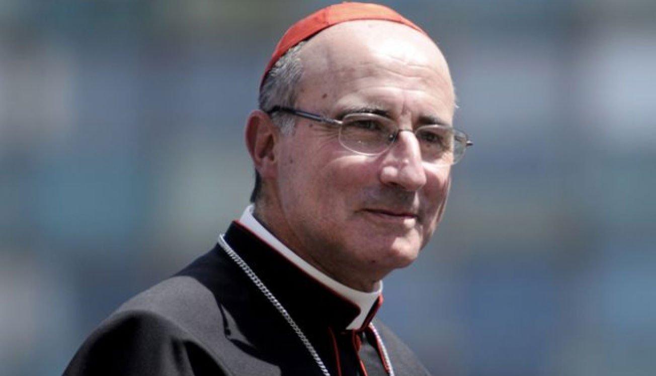 """Cardenal Sturla: """"La Iglesia no puede ser un club de perfectos"""""""