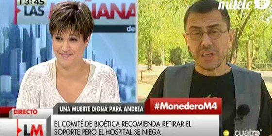 """Noticias croqueteras: Talegón anuncia que """"no hay"""" partidos de izquierdas en España y Monedero la deja tiritando"""