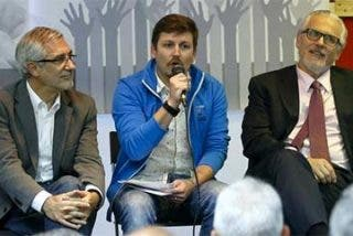 Esta es la izquierda que se marchitó esperando a Podemos: de Garzón a 'croquetas' Talegón