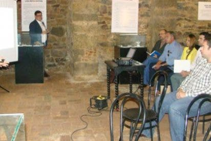 El Museo de Olivenza acogió un taller de trabajo