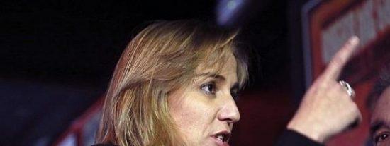 Los 'picotazos' de una airada Tania Sánchez al equipo de Cristina Cifuentes en Twitter