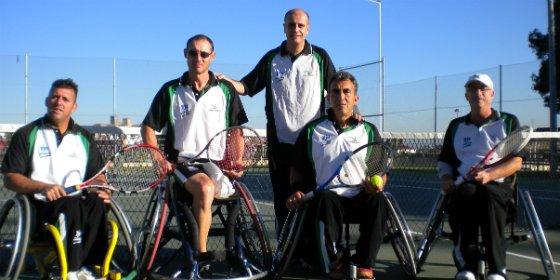 Extremeños participarán en el XIII Campeonato de España por Comunidades Autónomas de Tenis en Silla de Ruedas
