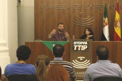 PODEMOS: Extremadura será una de las grandes perjudicadas por el TTIP