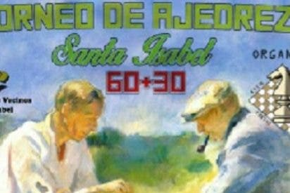 Torneo 60+30 Club Ajedrez Santa Isabel en Badajoz